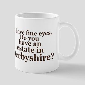 Fine Eyes Mug