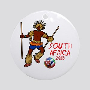 South Africa 2010 Ornament (Round)