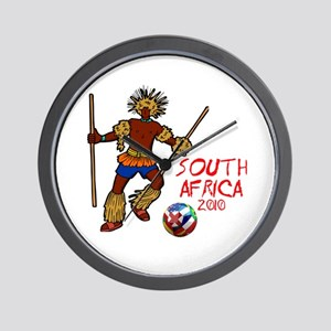 South Africa 2010 Wall Clock