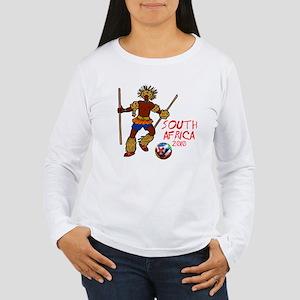 South Africa 2010 Women's Long Sleeve T-Shirt