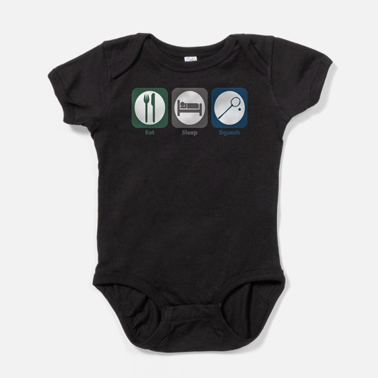 Eat Sleep Squash Body Suit