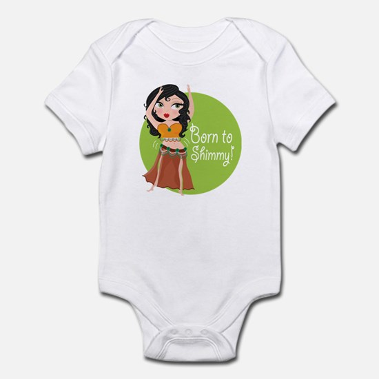 Born to Shimmy! Infant Bodysuit