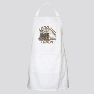 Choo Choo Train BBQ Apron