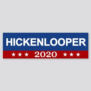 Hickenlooper 2020 Bumper Sticker