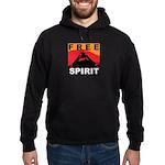 Free Spirit Hoodie (dark)