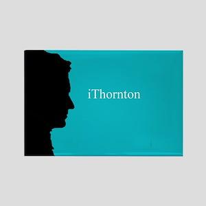 iThornton Rectangle Magnet