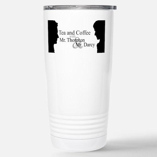 Coffee and Tea Stainless Steel Travel Mug