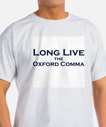 Oxford Comma T-Shirt