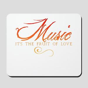 Music Version Two Mousepad