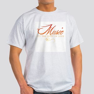 Music Version Two Light T-Shirt