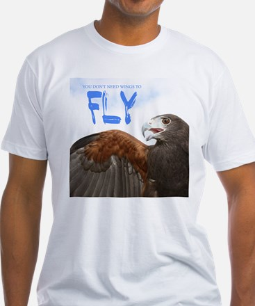 Men's Fitted Wings Shirt