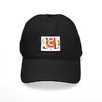 A.C.E. Logo Black Cap