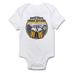 White House Beer Infant Bodysuit