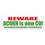 ACORN is COI (Bumper 50 pk)