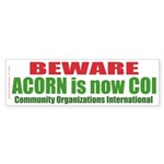 ACORN is COI (Bumper 10 pk)