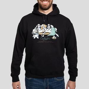 Outlander's PBGV's Hoodie (dark)