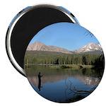 Manzanita Lake, Lassen CA Magnet