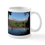 Manzanita Lake, Lassen CA Mug