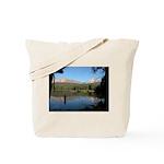 Manzanita Lake, Lassen CA Tote Bag