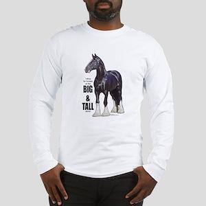 Shire Big & Tall Long Sleeve T-Shirt