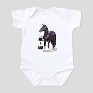 Shire Big & Tall Infant Bodysuit