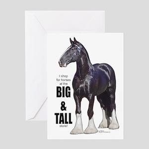 Shire Big & Tall Greeting Card