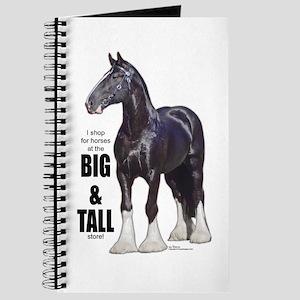 Shire Big & Tall Journal