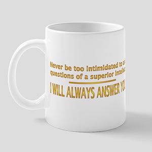 Superior Intellect Mug