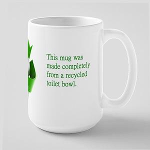 recycled mug_001 Mugs