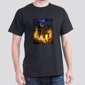 The Highwayman Black T-Shirt