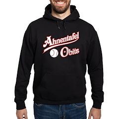 Ahnentafel Obits Hoodie (dark)