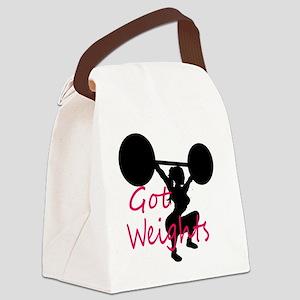 SheRa Canvas Lunch Bag