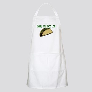 Taco Lot BBQ Apron