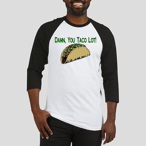 Taco Lot Baseball Jersey