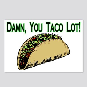 Taco Lot Postcards (Package of 8)