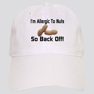 Allergic To Nuts Cap