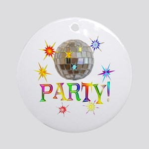 Party Ornament (Round)