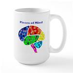 Large Pieces of Mind Mug