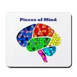 Pieces of Mind Mousepad