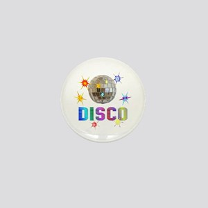 Disco Mini Button