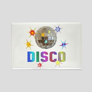 Disco Rectangle Magnet