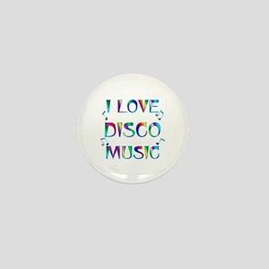 Disco Mini Button