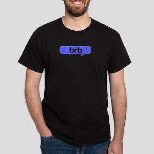 'Bubble' Be Right Back Dark T-Shirt