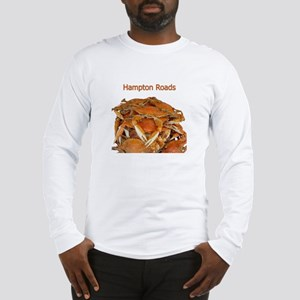 Hampton Roads Crabs Long Sleeve T-Shirt