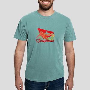 Football Worldcup Switzerland Swiss Soccer T-Shirt