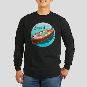 The Century Long Sleeve Dark T-Shirt