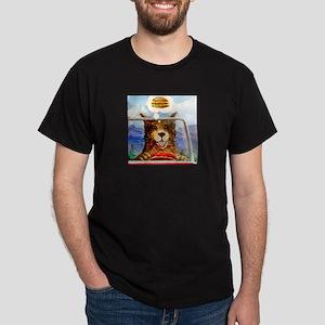 Hamburger Dan Dark T-Shirt