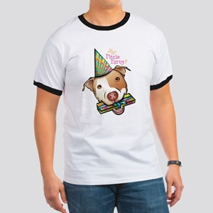 Pittie Party Ringer T