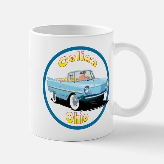 The Celina, Ohio Mug