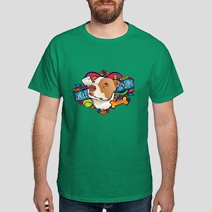 Lucky in Love Dark T-Shirt